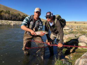 fremont canyon fishing report wyoming
