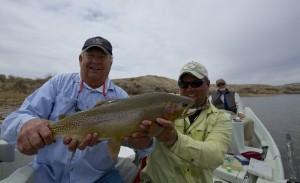 Wyoming Fishing Guide Mark Schmidt
