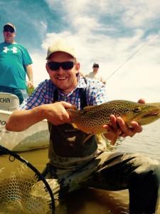 Wyoming FIshing Guide Rob Barnoski