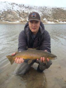 Wyoming Fishing Guide Bryan Honken
