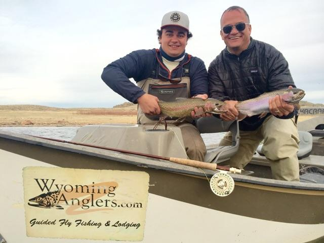 Wyoming Fishing Guides-Wyoming Anglers