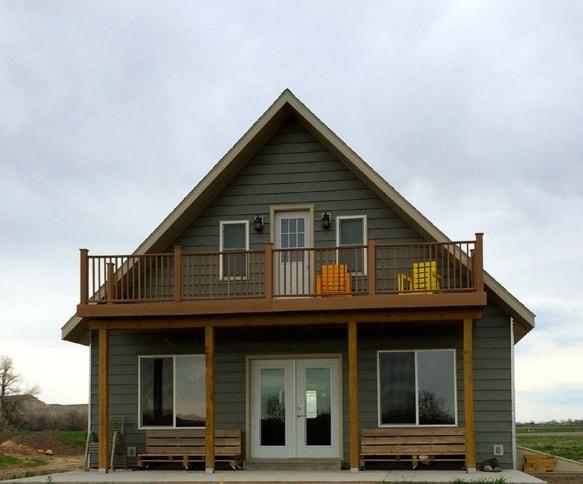 Wyoming Anglers Cabin